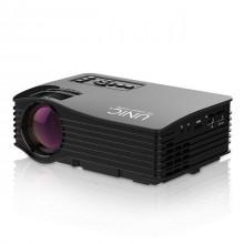 Проектор портативный мультимедийный LCD UNIC JSQ-UC36 WIFI Black
