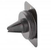 Автомобильный магнитный держатель для телефона на дефлектор KS IP43 поворот на 360 градусов